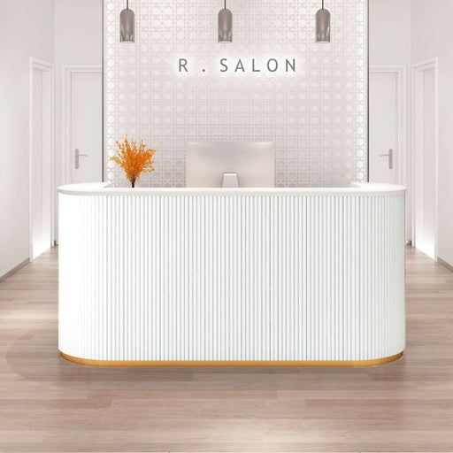 Peptide golden stool foot jewelry chair