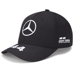 Mercedes Benz AMG Petronas F1 2020 Kids Lewis Hamilton Hat - MBM Accessories Boutique