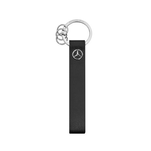 Leather Loop Key Ring - MBM Accessories Boutique