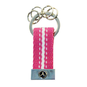 Seatbelt Key Ring - MBM Accessories Boutique
