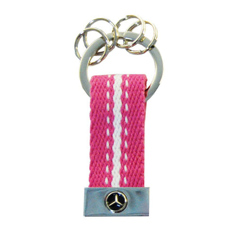Seatbelt Key Ring