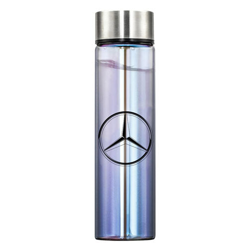 Borosilicate Glass Water Bottle - MBM Accessories Boutique