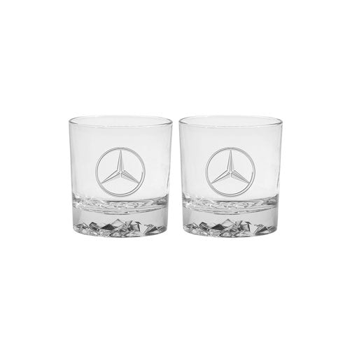 Rocks Glasses, Set Of 2 - MBM Accessories Boutique