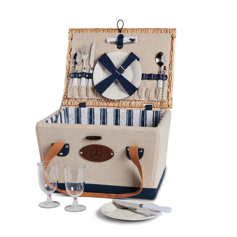 Picnic Time Boardwalk Picnic Basket - MBM Accessories Boutique
