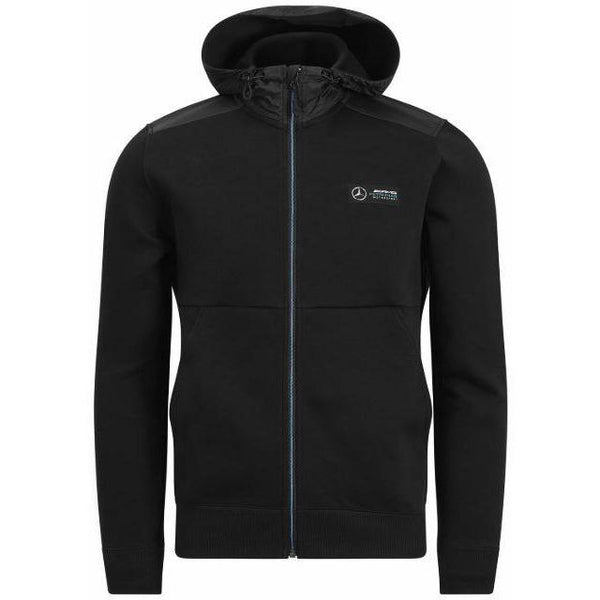 Mercedes-AMG Petronas Motorsport F1 Zip Hoodie - MBM Accessories Boutique