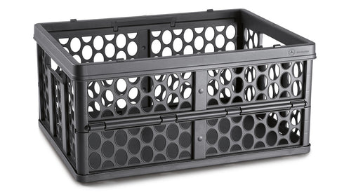 Shopping Crate, Collapsible - MBM Accessories Boutique