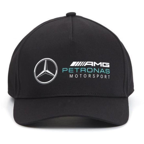 Mercedes Benz AMG Petronas Formula 1 Kids Racer Hat - MBM Accessories Boutique