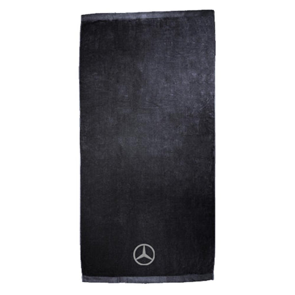 Terry Velour Beach Towel - MBM Accessories Boutique