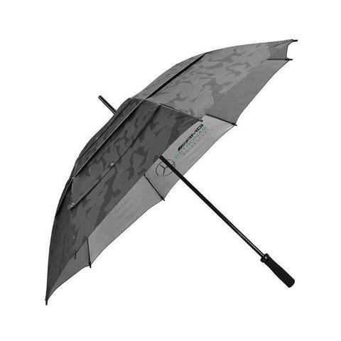 Mercedes-AMG Petronas F1 Camo Golf Umbrella - MBM Accessories Boutique
