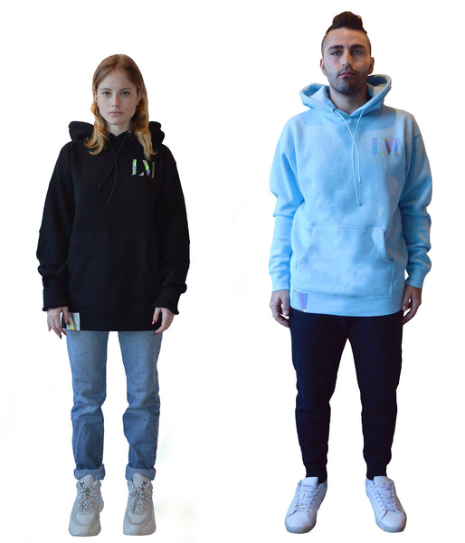 Low Maintenance Hoodie Sky Sizing. Unisex men's woman's sweatshirt.