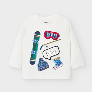 Long Sleeve Winter Play Tee