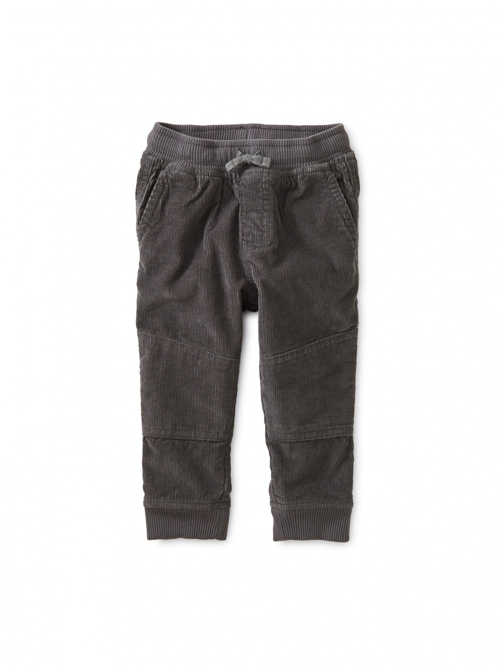 Corduroy Easy Pants Grey