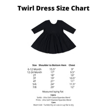 Load image into Gallery viewer, Star Bright Short Sleeve Pocket Twirl Dress