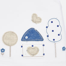 Load image into Gallery viewer, Applique Tee & Bloomer Set