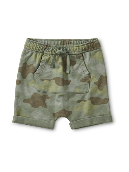 Pocket Camo Short