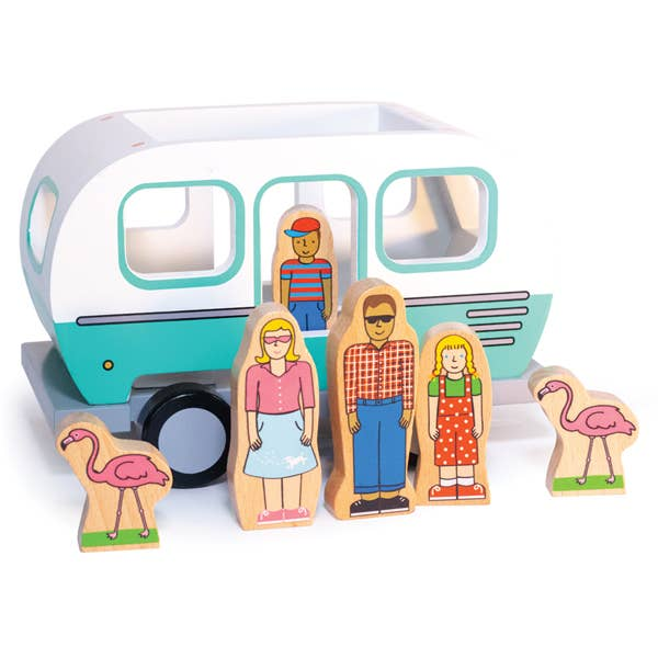 Glamper Camper Magnetic Set