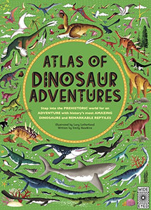 Atlas Adventures - Dinosaurs