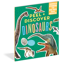 Load image into Gallery viewer, Peel & Discover - Dinosaurs