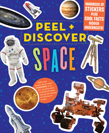 Peel & Discover - Space