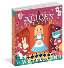 Load image into Gallery viewer, Alice's Adventures in Wonderland Book