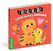 Load image into Gallery viewer, TummyTime: Love Is All Around