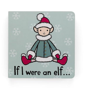 If I Were An Elf Book