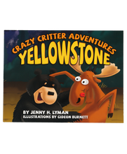 Load image into Gallery viewer, Crazy Critter Adventures - Yellowstone