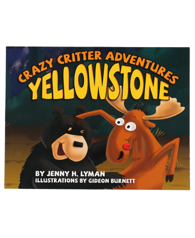 Crazy Critter Adventures - Yellowstone