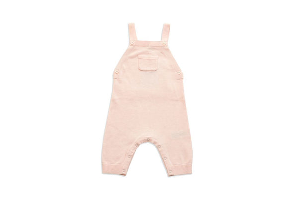 Knit Pink Overall