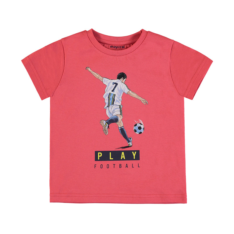 Play Football Graphic Tee