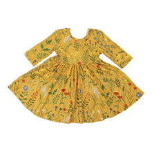 Load image into Gallery viewer, Dandelion Floral Twirl Dress
