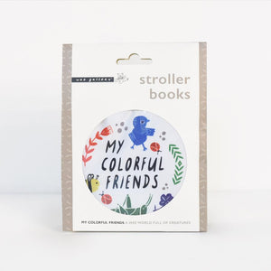 Colorful Friends Book