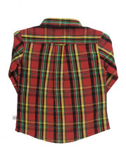 Load image into Gallery viewer, Remington Plaid Button Down Shirt