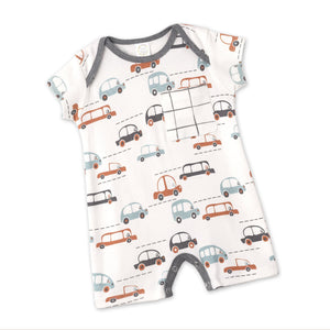 Car Shortie Romper