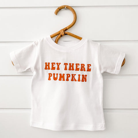 Hey There Pumpkin Onesie/Tee