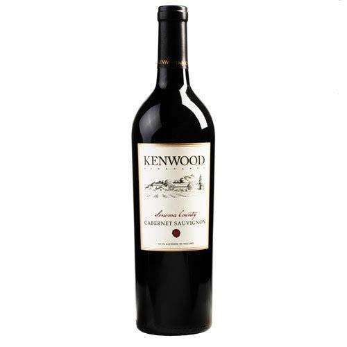 Kenwood Cabernet Sauvignon Sonoma County - 750ML
