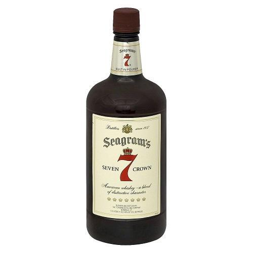 Seagram's 7 Crown Blended Whiskey - 1.75L