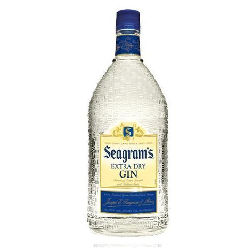 Seagram's Gin Extra Dry - 1.75L