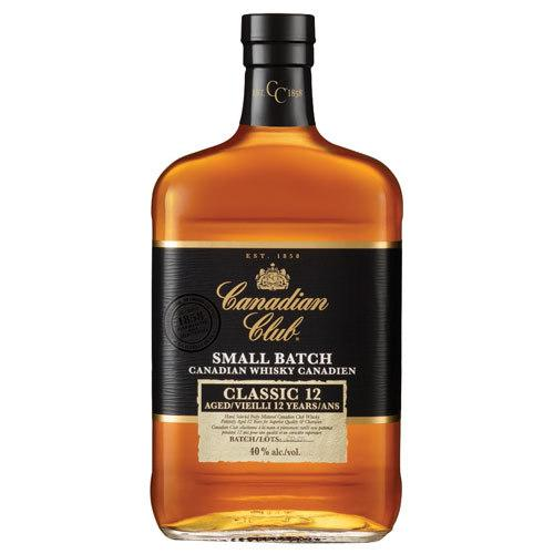 Canadian Club Whisky Classic 12 Yr - 1.75L