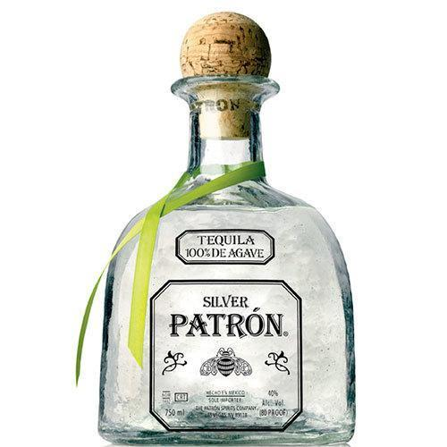 Patron Tequila Silver - 750ML