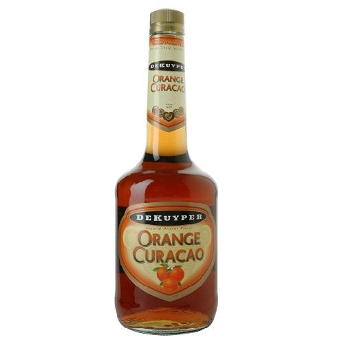 Dekuyper Liqueur Orange Curacao - 750ML