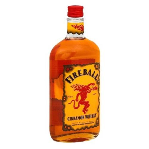 Fireball Cinnamon Whisky - 750ML