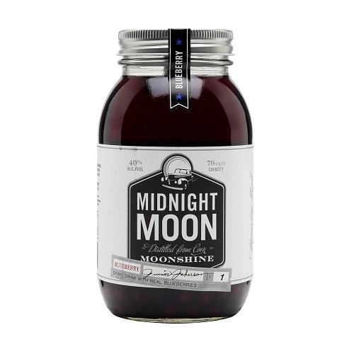 Midnight Moon Junior Johnson's Moonshine - 750ML