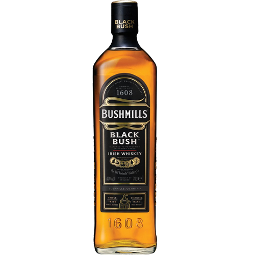 Bushmills Irish Whiskey Black Bush - 750ML