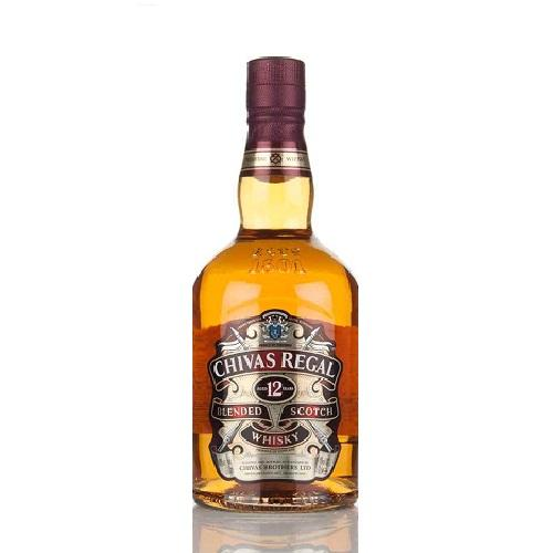 Chivas Regal Scotch 12 Year - 750ML