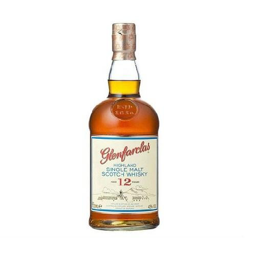 Glenfarclas Scotch Single Malt 12 Year - 750ML