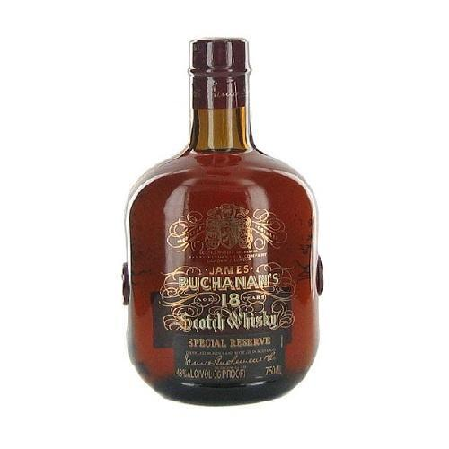Buchanan's Scotch Special Reserve 18 Year - 750ML