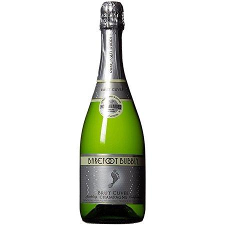 Barefoot Bubbly Brut Cuvee Champagne - 750ML