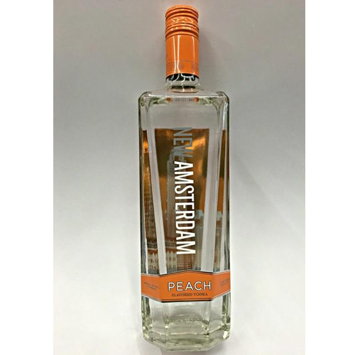 New Amsterdam Vodka Peach - 750ML