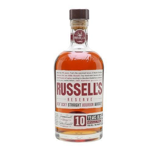 Russell's Reserve Bourbon 10 Year - 750ML